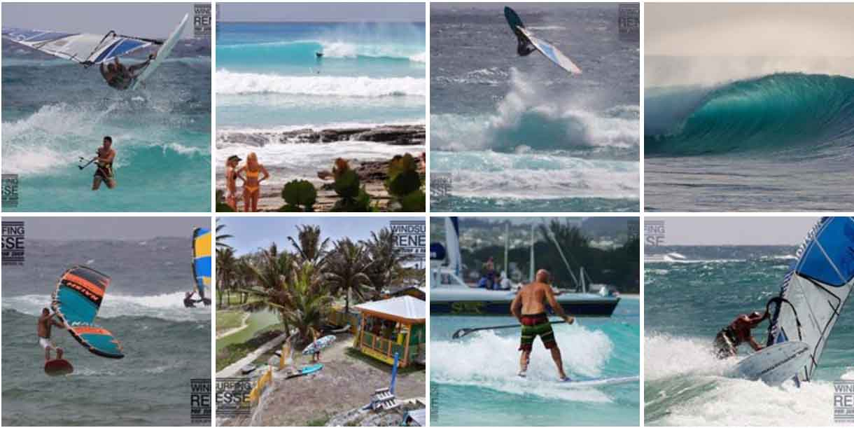 30_years_Windsurfing_Renesse_Barbados_Trips