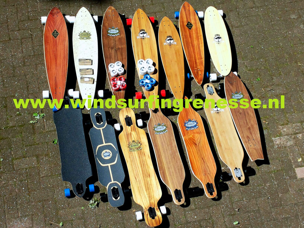 Arbor_longboards_skateboards_windsurfing_renesse