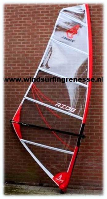 Fanatic_North_complete_rig_windsurfing_renesse