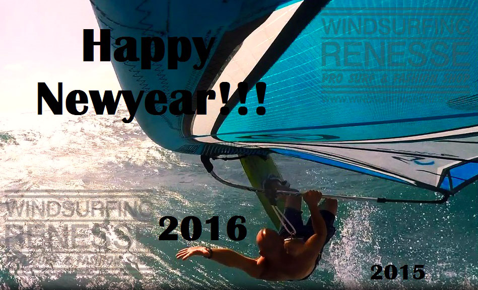 Happy 2016_Windsurfing_Renesse