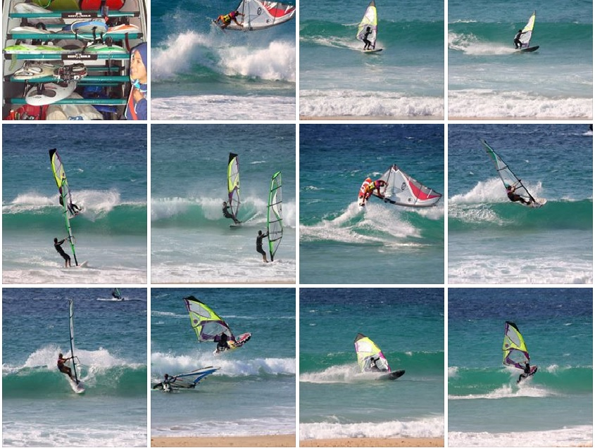 WIndsurfing_Renesse_2015_Test_Sailboards_Tarifa