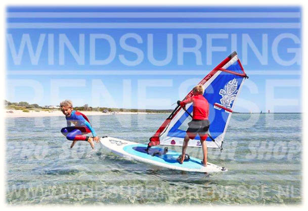 WIndsurfing_Renesse_Windsurfing_Fun