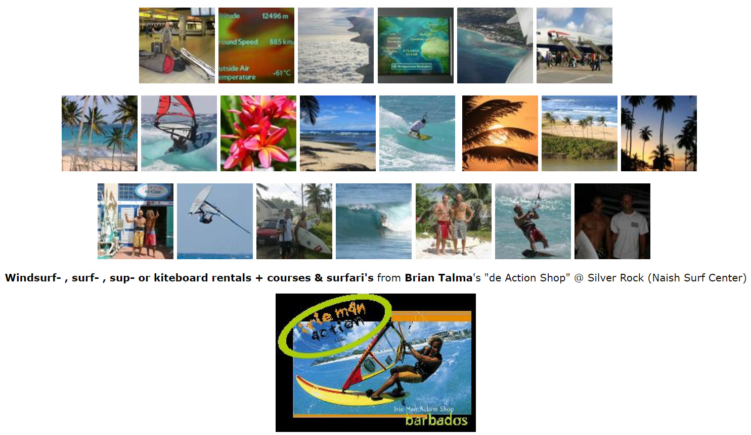 Windsurfing_Renesse_Barbados_Trip